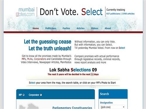 Mumbai Votes