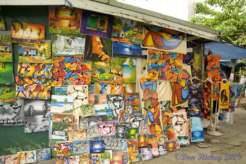 Jamaican Arts and Crafts Market