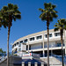 The exterior of George Steinbrenner Field