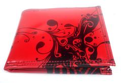 Billetera Hombre (MIKKO Accesorios) Tags: rojo pvc mikko accesorios billetera estampado