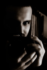 Just_me (Ross Damon Ullah) Tags: portrait selfportrait autoritratto ritratto rossullah