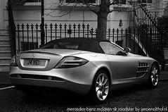 Mercedes-Benz McLaren SLR Roadster (Jeroenolthof.nl) Tags: road italy white slr london car germany mercedes benz al woking italian jeroen nikon dubai united uae convertible harrods knightsbridge east mc emirates exotic arab mclaren mercedesbenz londres kensington middle abu dhabi lamborghini londra luxury khaimah ras supercar 56 laren doha qatar exotics brompton londen roadster cabriolet murcielago 1870 f35 belgravia olthof lp640 wwwjeroenolthofnl jeroenolthofnl jeroenolthof