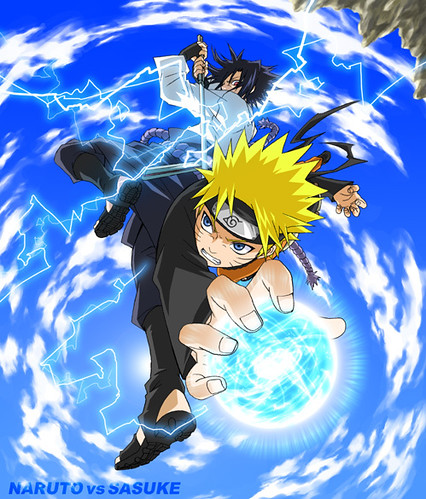 naruto vs sasuke shippuden final battle. NARUTO VS SASUKE #2. Shippuden