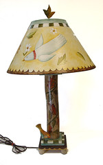LGT-001 Log Tagle Lamp