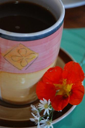 Mountain Coffee at St. Joseph Cafe