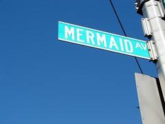 Mermaid Ave. (GabeB) Tags: nyc newyorkcity coneyisland manhattan woodyguthrie mermaidavenue