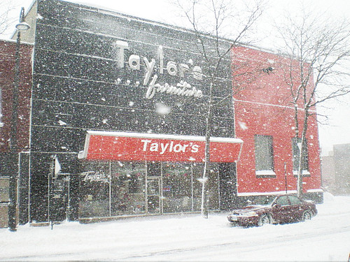 Taylor's Furniture Store, Sarnia, ON