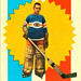 TOPPS NHL Playing Cards 1960-61 — All-Time Greats  5