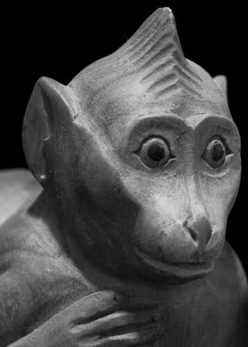 Voodoo Monkey b/w