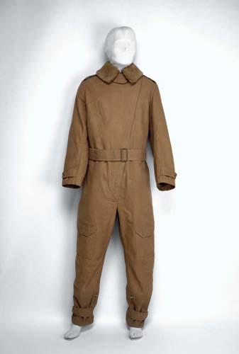 Flight Suit Worn by Charles Lindbergh, 1927