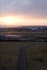 path (roboppy) Tags: iceland thepearl reykjavik perlan