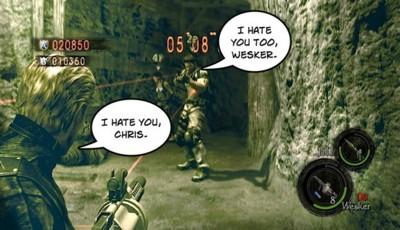 Berserker Tear Through The Game Resident Evil 5 Versus Review