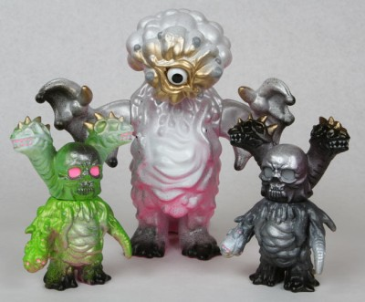 Buffmonster custom BLObPUS