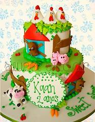 SWEET SUGAR - By Michelle Lanza - Fazendinha (SWEET SUGAR By Michelle Lanza) Tags: do sweet sugar bolo oficial atelier acar fazendinha