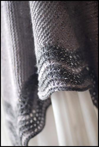 Tweed Baby Blanket