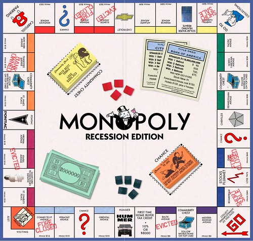 Monopoly: Recession Edition