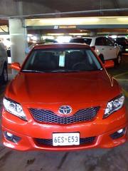 Hertz: Toyota Camry