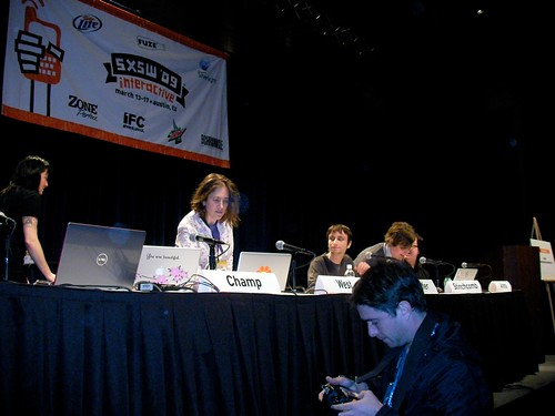 SXSWi 2009: From Flickr and Beyond: Lessons in Community Management by LauraMoncur from Flickr