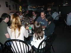 May 9, 2009. Wildfire Restaurant, Kidds Took Judy Costa for Mother's Day. (Fox Point Photo History) Tags: costa jason jenna david tim aaron holly mel bella