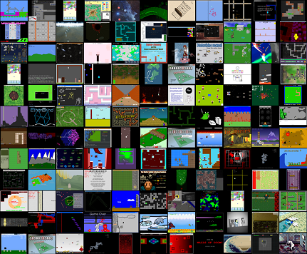 All Ludum Dare 14 Entries (Whoa)