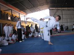 Sven Lagies (J U A C O) Tags: kids kick martialarts nios taekwondo campeonato combate tkd patada artesmarciales lacalera taekwondoitf