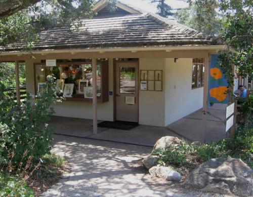 Santa Barbara Botanic Garden Gift Shops