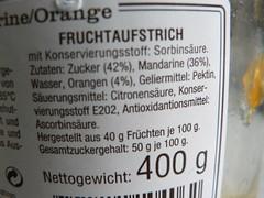 Marmelade, Konfitüre, Fruchtaufstrich 004