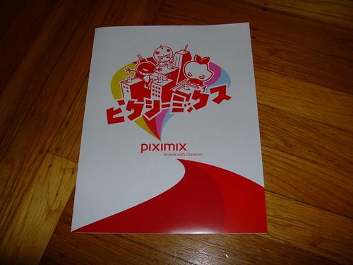 Piximix Brochures