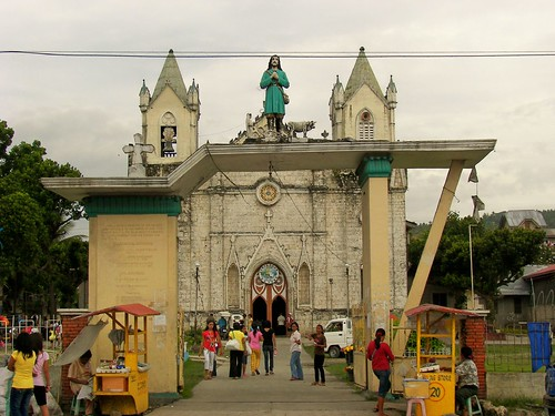 San Fernando Church by you.