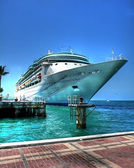 Our Honeymoon Cruise Ship (rocco11510) Tags: cruise vacation canon caribbean 1001nights royalcaribbean f28 wwb blueribbonwinner 1755mm coth enchantmentoftheseas 40d platinumphoto colorphotoaward flickrsilveraward theperfectphotographer rubyphotographer ourhoneymoon2008