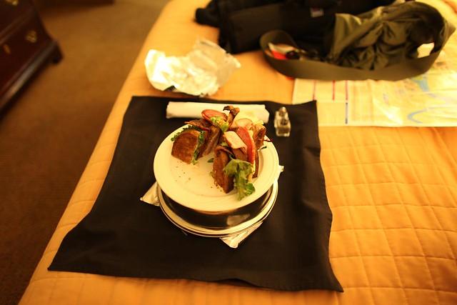 Spokane room service