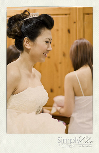 Hazel ~ Wedding Day