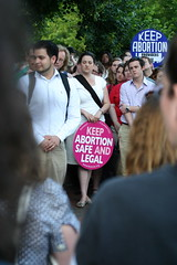DC vigil for Dr. Tiller --Keep Abortion safe and legal