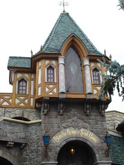 SnowWhite House Disneyland Paris Parigi