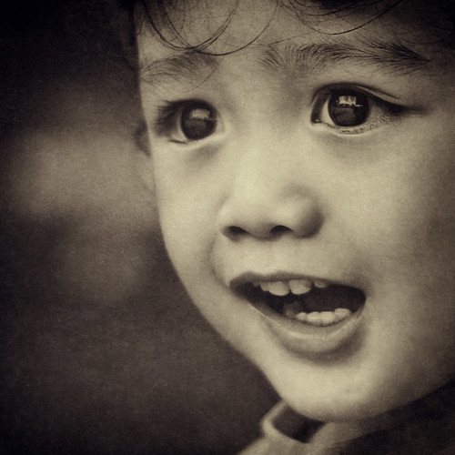 HaiQal | Child | Expression