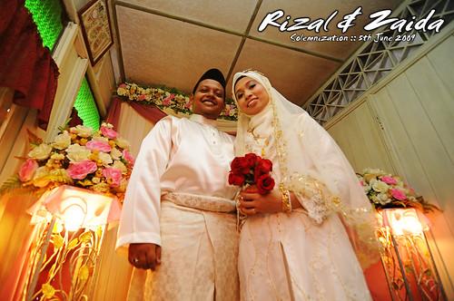 Rizal & Zaida Solemnization