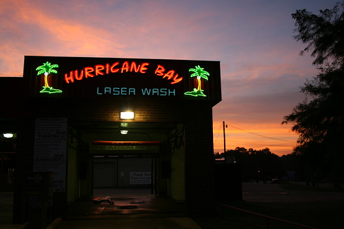 hurricane bay