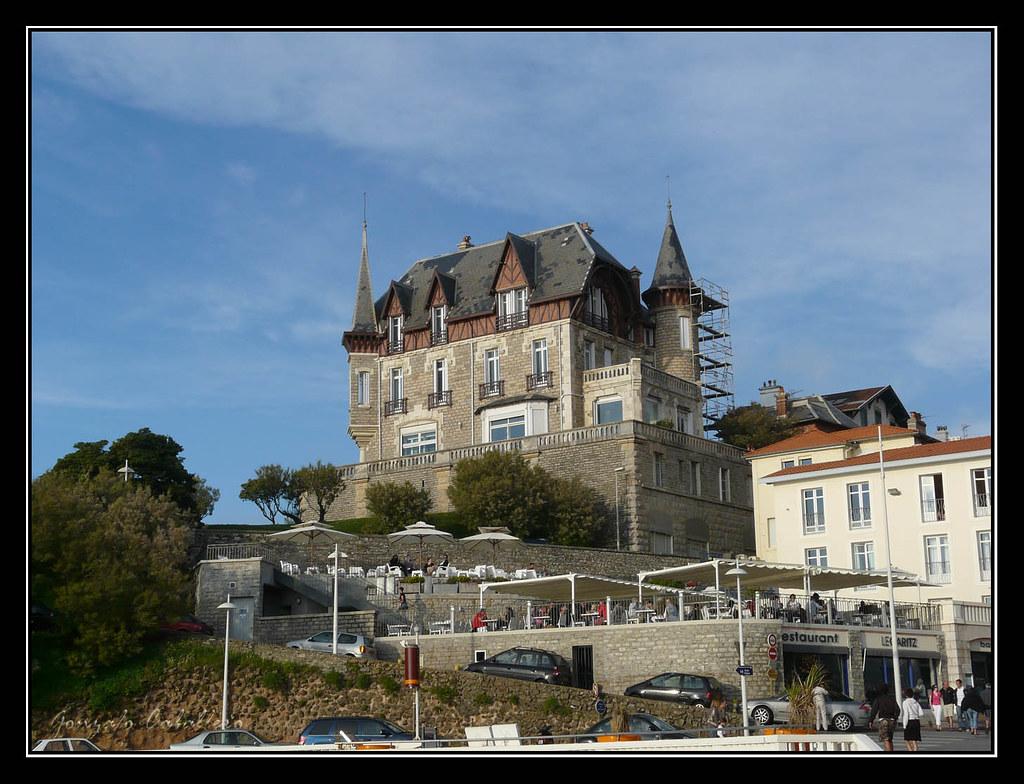 Mansión en Biarritz