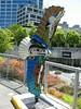 Thunderbird statue, Vancouver