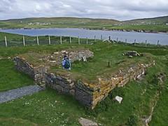 St Ninian's Chapel (nz_willowherb) Tags: gold see scotland flickr tour treasure ruin chapel visit historic find shetland mainland stninians to go visitshetland seeshetland goptoshetland