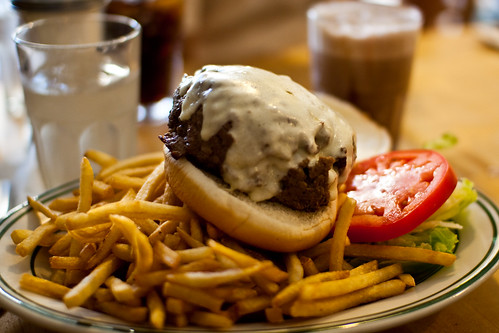 Jackson Hole Burger, NYC