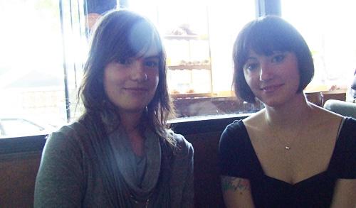 Erin and Tara of Las Valentias