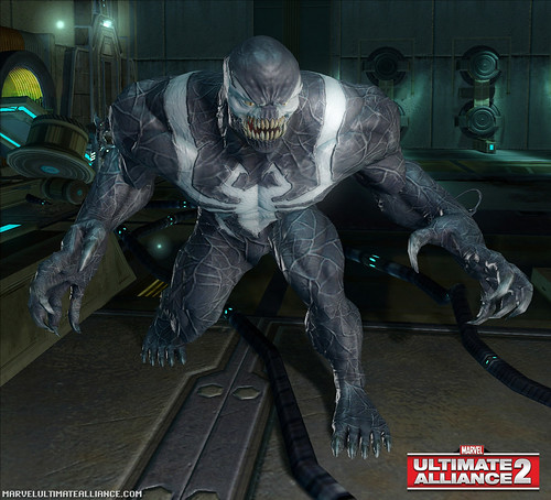 Venom Marvel Ultimate Alliance 2