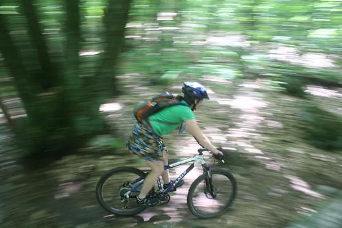 I ride, I bike, I Conquer