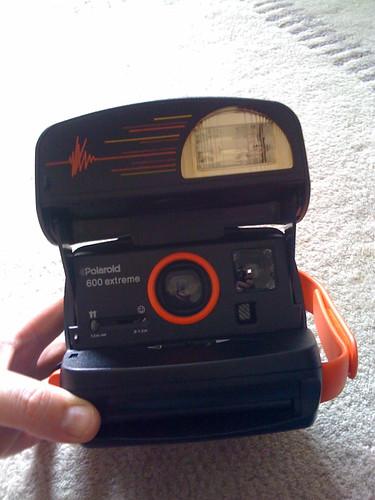 Polaroid 600 Extreme #5