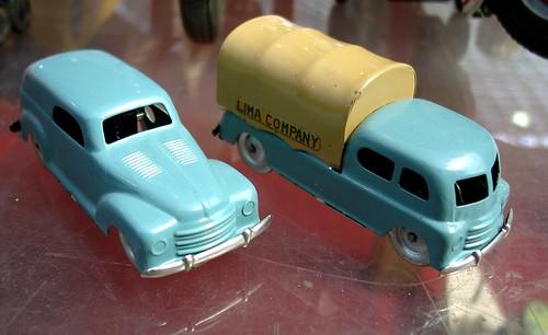 Lima giocattoli