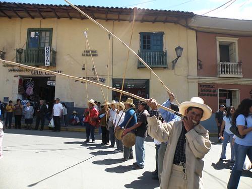Corpus en Cajamarca