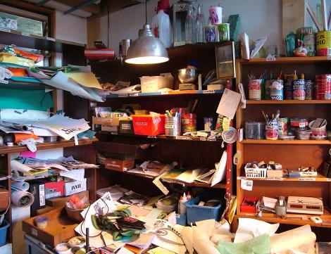 artist studio, providence, rhode Island
