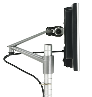 knoll monitor supports