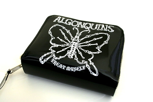 Butterfly Skeleton Wallet by Algonquins